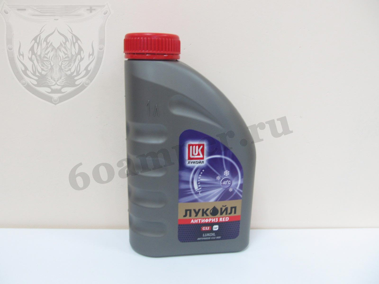 LUKOIL G12 Red 1кг