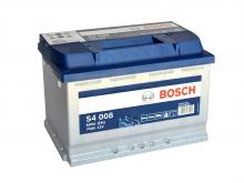 BOSCH S4 008 Silver 6СТ-74 (012 068) /О.П./
