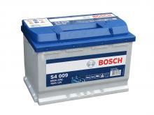 BOSCH S4 009 Silver 6СТ-74 (013 068) /П.П./