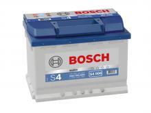 BOSCH S4 006 Silver 6СТ-60 (127 054) /П.П./