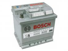 BOSCH 54 А/ч Обратный S5 002 SILVER PLUS (554 400 053)