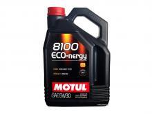 MOTUL 8100 ECO-NERGY 5W-30 4л (104257)