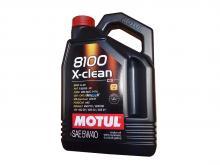 MOTUL 8100 X-clean 5W-40 SN/CF, C3 (синт) 4л