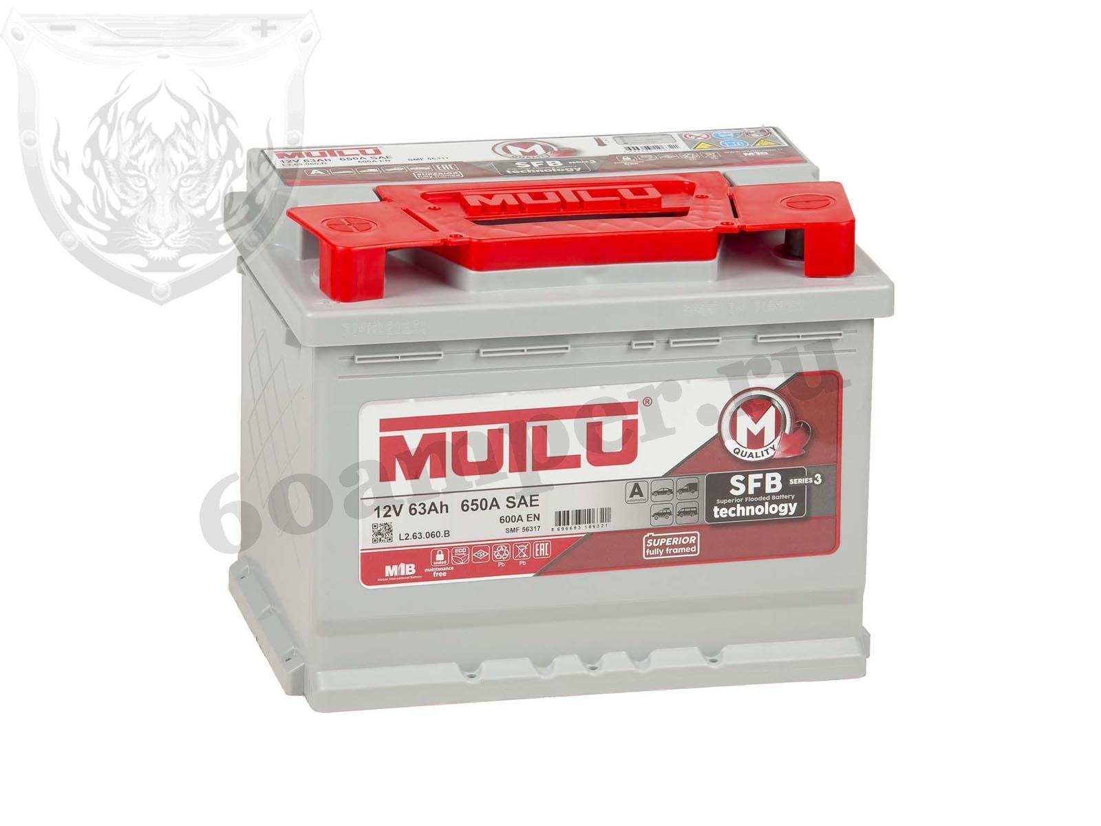 MUTLU 63 А/ч Обратный SFB